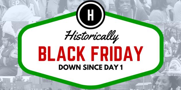 Historically Black Friday