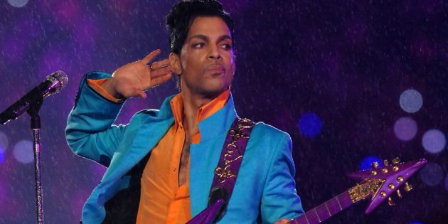 Prince Superbowl XLI